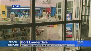 WEB EXTRA: Damage To Children's Museum