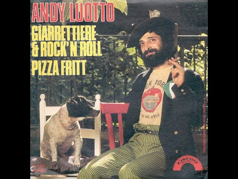 Andy Luotto Pizza