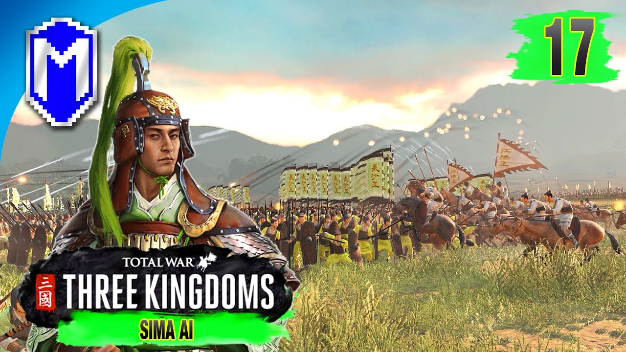 Annex Vassal - Sima Ai - Eight Princes Records Campaign - Total War: THREE  KINGDOMS Ep 17