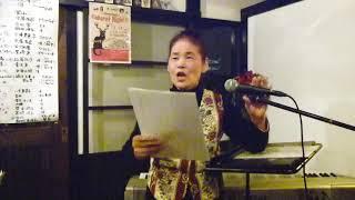 椥辻の唄のお母さん:八木恵美子の新曲です 作詞:椥辻の山頭火こと田畑...