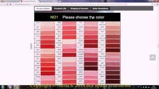 Как покупать на Aliexpress(Покупаем товары для вышивки напрямую из Китая http://www.aliexpress.com http://www.youtube.com/watch?v=Ejd-AYCJZgI - о китайском мулине..., 2014-02-11T10:48:40.000Z)