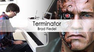 The Terminator Main Theme - Piano & Orchestra - by Deniz Inan