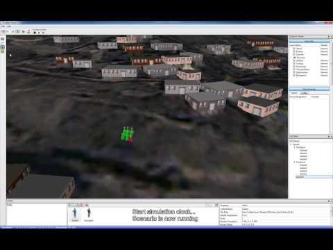 Coffee AI Room-Clearing Demonstration   Virtual Heroes
