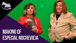 Making Of Especial Nochevieja 2018   José Mota