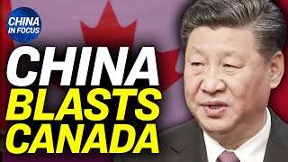 China consul general attacks Canada's PM Trudeau; Film director: Hollywood yields to Chinese censors