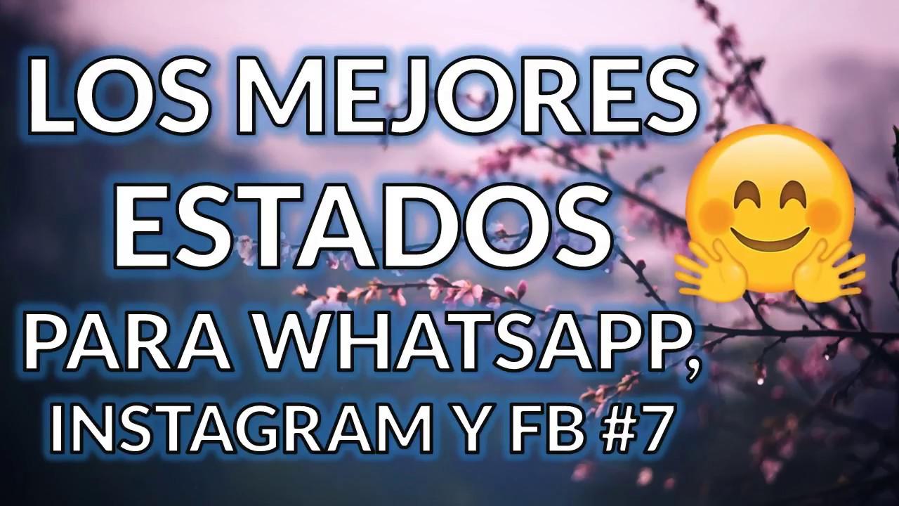 Estados Para Whatsapp Cortos Frases De Amor Estados