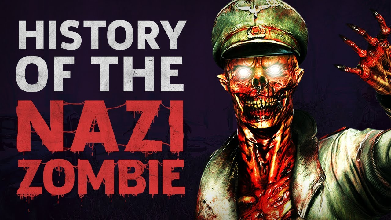 Why Nazi Zombies Are The Perfect Bad Guy - GameSpot