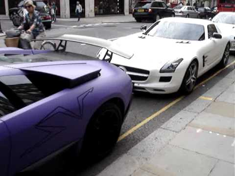 Rich Oil Arab Super Cars