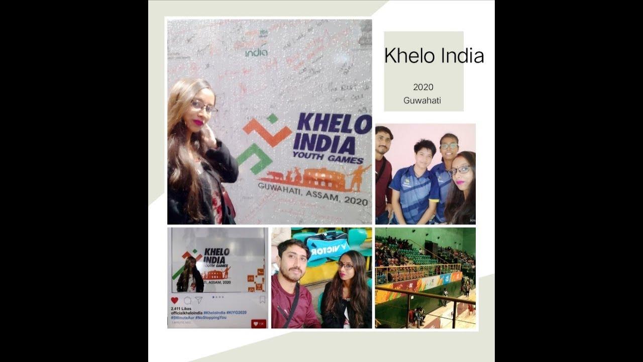 Khelo India,2020 Guwahati, Assam - Youtube-8500