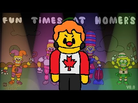 FUN TIMES AT HOMERS 2 BIRTHDAY CUSTOM NIGHT FOR VIEWERS