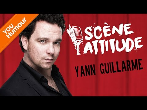 SCENE ATTITUDE - Yann Guillarme