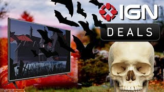 Ghoulishly Good Price on a New Vizio 55-inch 4K and More Spooky Savings - Daily Deals