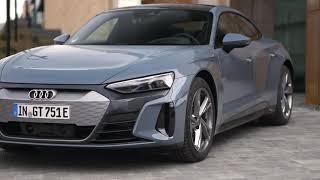 Audi e-tron GT - справжній шедевр в області електрифікації.