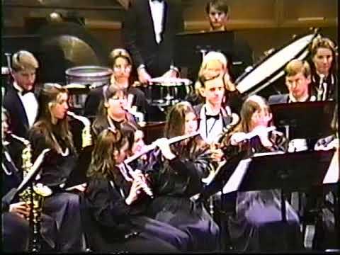 LHS Symphonic Winds 1993/1994