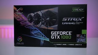 Asus Strix GTX 1080 Review and Benchmarks - GTX 1080 v 980Ti