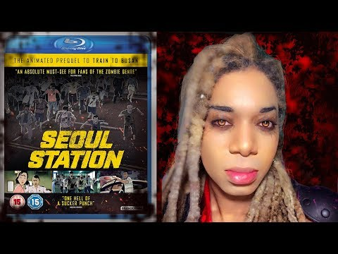 Seoul Station zombie anime Prequel to Train to Busan trailer reaction by Tarik Rever