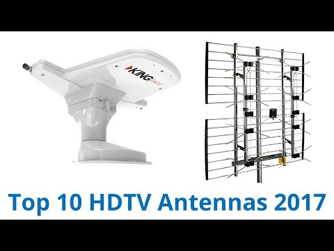 10 Best HDTV Antennas 2017