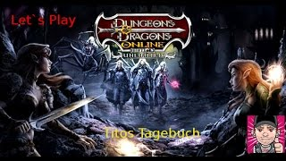Let´s Play Dungeons and Dragons Online #220 A Tour in the Demonweb and Lolth Messages
