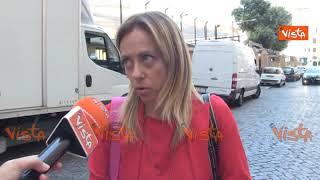 Arrestato stalker di Giorgia Meloni: