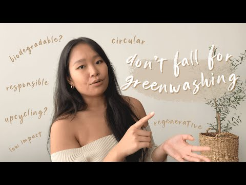 Sustainability Buzzwords & Greenwashing Tactics Brands Use | What They Really Mean