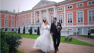 Свадебный видео клип Москва