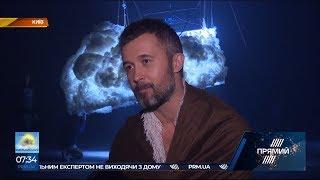 Зйомки кліпу на сингл «Дихай повільно» з першого україномовного альбому Сергія Бабкіна Video