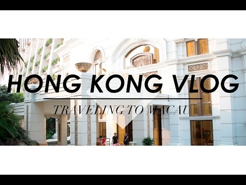HONG KONG VLOG PART 1 I FLY WITH ME TO MACAU I SWEALIFE