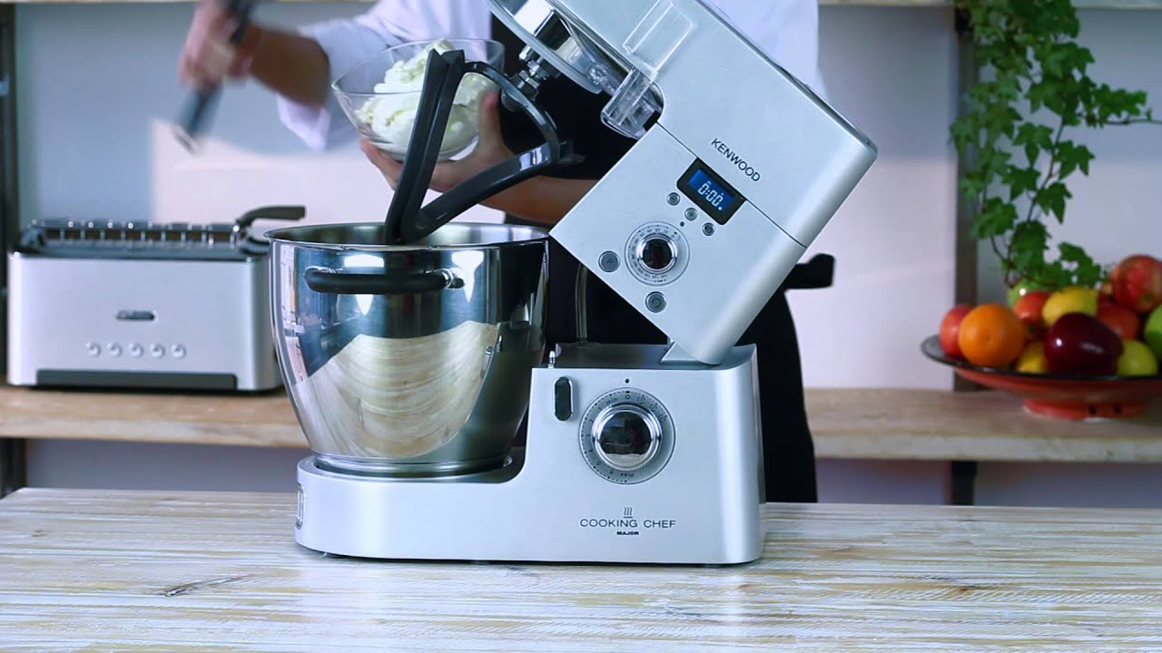 Emejing Cucinare Con Kenwood Cooking Chef Contemporary - Skilifts ...