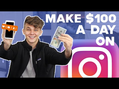 How to Make Money on Instagram | Make money online as a teen