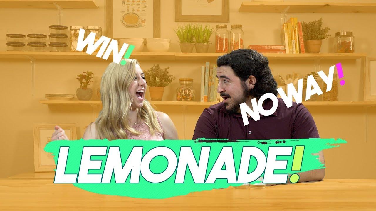 Best Lemonade Taste Test