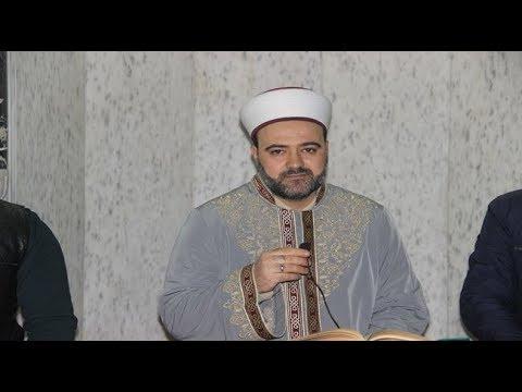 Dergah Camii İmamı İbrahim Onat Hocadan Fetih Suresi-Şanlıurfa 63 COM