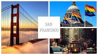 Сан-Франциско, США | Golden Gate Bridge, Гей-флаги? странные трамваи | WCT - DAY 10(Весь West Coast Trip здесь - http://bit.ly/1Nw3dBR Десятый и последний день моего путешествия по западному побережью США..., 2015-09-26T19:35:55.000Z)