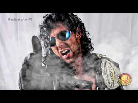 """2015/2016: Kenny Omega 4th NJPW Theme Song - """"Devil's Sky"""" + Download Link"""