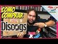 Como comprar en Discogs tienda Musica mas grande Online