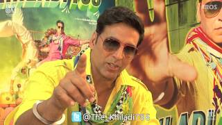 Join Akshay Kumar for a Live Press Conference in Pakistan on November 4th 2012