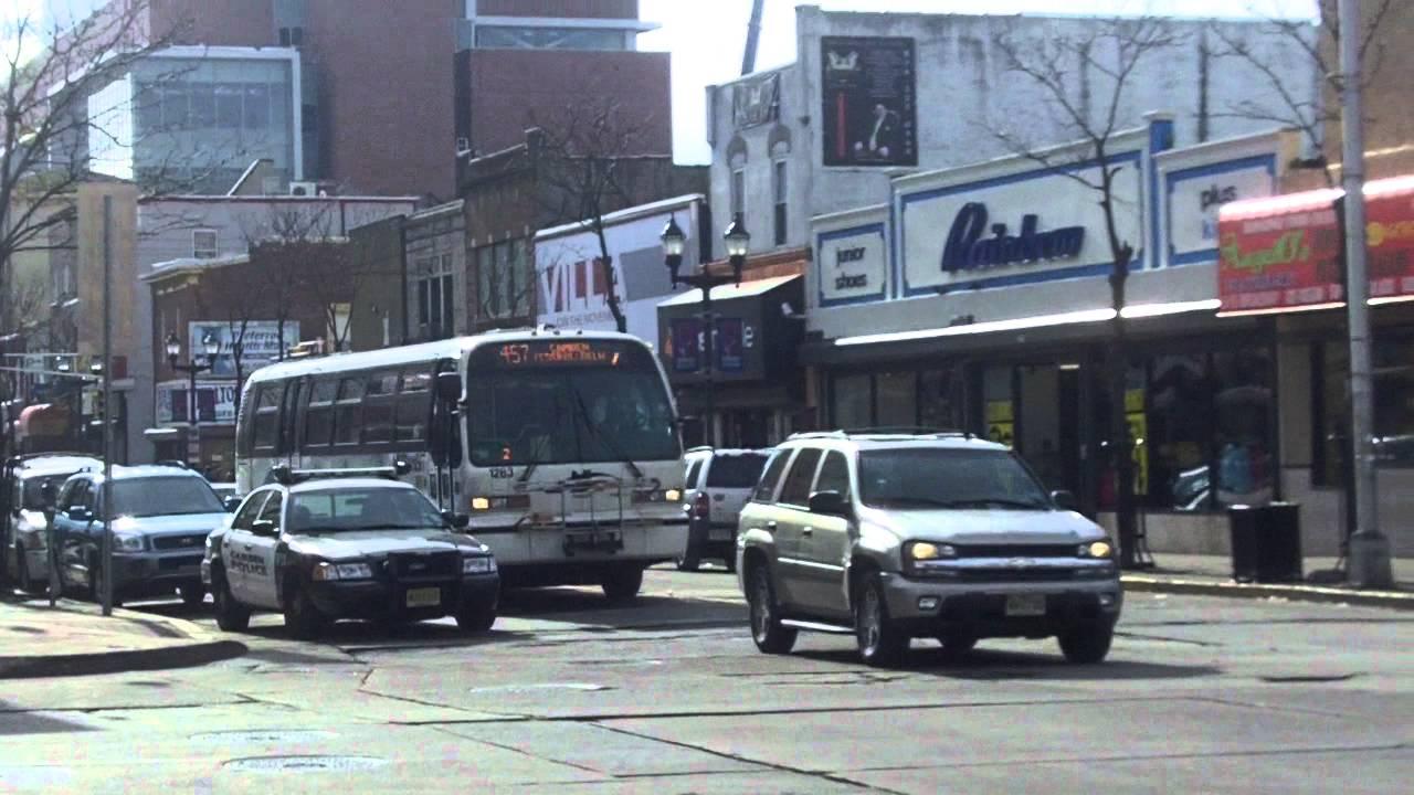 New Jersey Transit 1999 Nova Bus Rts 06 1263 Youtube