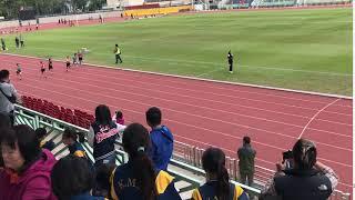 Publication Date: 2018-04-12 | Video Title: 楊穎豐同學勇奪男乙60米冠軍