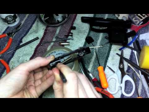 Ruger LC9 Frame Full Disassembly/Reassembly + Mag Safety Removal
