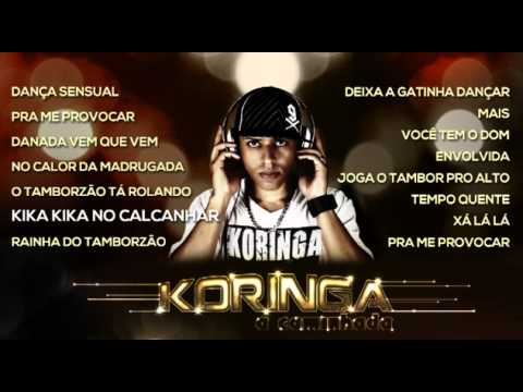 MC Koringa - Kika Kika No Calcanhar (Álbum A Caminhada) [Áudio Oficial]