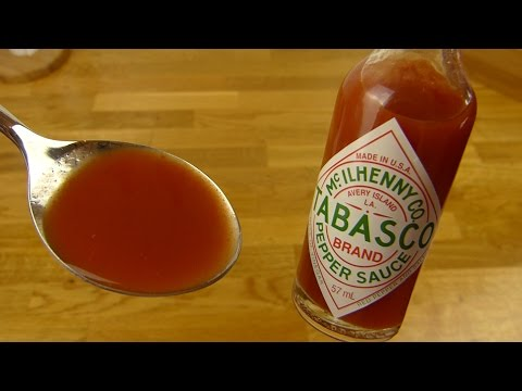Tabasco Red Pepper Hot Sauce