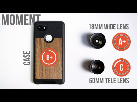 Buying the Moment Case & Lenses for Pixel 2 XL