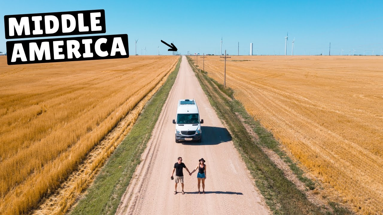 WE DROVE OUR VAN 1,461 MILES ACROSS AMERICA