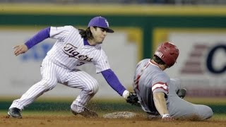 LSU Baseball Highlights Nicholls State - HD