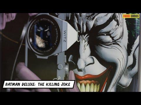 Batman Deluxe: The Killing Joke! Der Klassiker im edlen Hardcover im Großformat, mit Effekthülle!