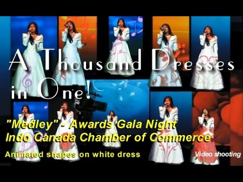 Shirsha - Live (Toronto, 2013) - Indo-Canadian Chamber of Commerce Gala
