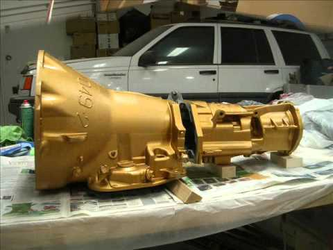 1995 Jeep Grand Cherokee Zj Transmission A518 Rebuild Part 1 Of 2 Rh  Youtube Com 95