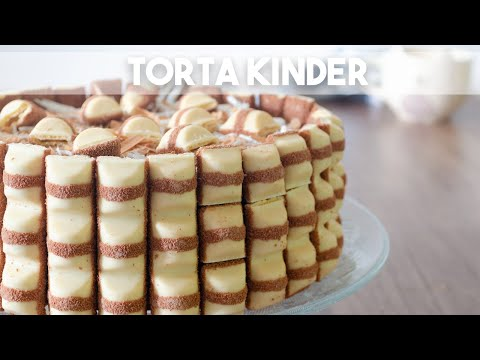 TORTA KINDER | MATIAS CHAVERO