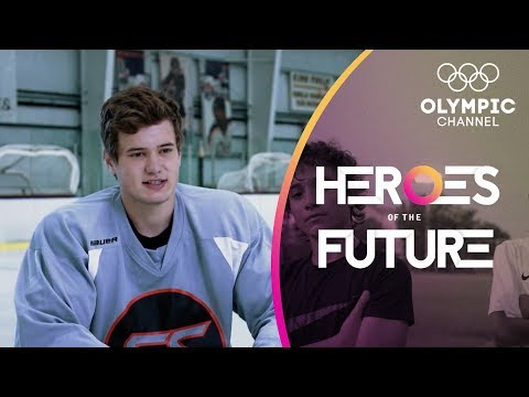 Will Oliver Wahlstrom be the next NHL and Olympic star? | Heroes of the Future