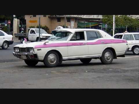 Fiji's Bobby Darling - Taxi Prank