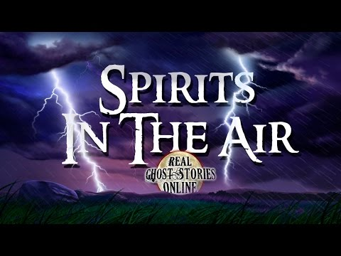 Spirits In The Air - The Haunted Kansas Aviation Museum